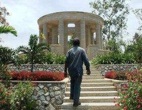 The Bomana War Cemetery