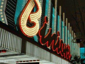 Binions in Las Vegas