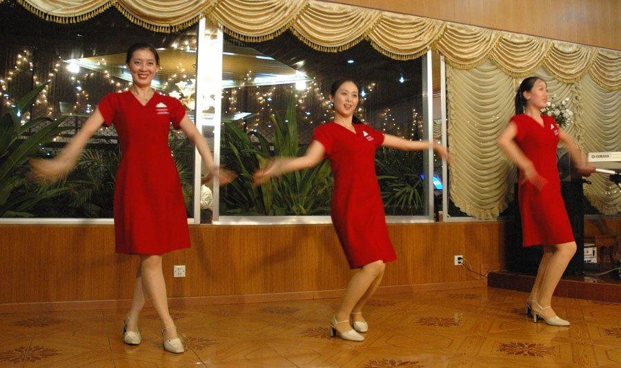 Restaurant Pyongyang in Phnom Penh, Cambodia