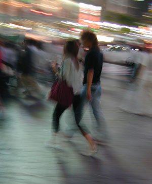 Shibuya scouts in Hachiko