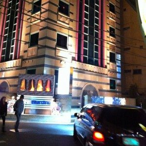 Love hotels becoming the last refuge of a temp-help worker