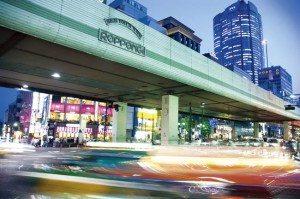 Roppongi gets tough on street touts