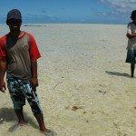 Tarawa locals