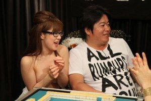 Takafumi Horie, disgraced former president of Web portal Livedoor, announced last night on satellite broadcaster Paradise TV that he is producing an adult video.