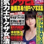 Maria Ozawa's deri heru debut, popularity of 'land mine' gals top sex biz trends