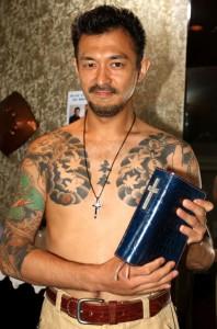 Tatsuya Shindo and the Bible
