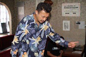 Tatsuya Shindo seeks guidance