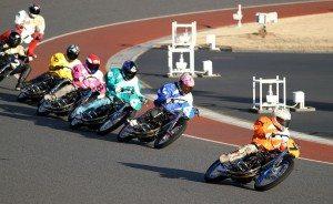 Day two of 'Super Festa 2010' auto race in Kawaguchi