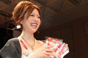 Ai Haneda takes Best New Actress at 2011 porn awards