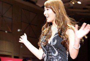 Jessica Kizaki wins Livedoor media award at 2011 porn awards