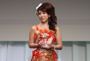 Misa Yuki wins Best Program prize at 2011 porn awards