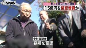 Yakuza crime syndicate linked to Inoue Kogyo's alleged fake capital increase