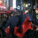 Gas Panic clubs in Roppongi raided for improper licensing, two arrested