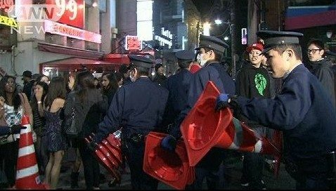 Bust of Gas Panic bars in Roppongi due to 'poorly behaving' foreigners