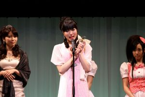 Kana Yume crowned Best New Actress at the Sky PerfecTV! Adult Broadcasting Awards 2012 that took place on February 14 at a hotel ballroom in Tokyo's Shinagawa district.