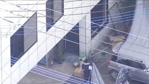 Police raid Kyushu Seido-kai offices after grenade attack on Dojin-kai compound