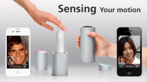 Sensing your motion digitally with LovePalz