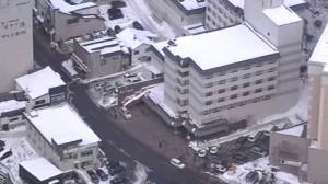 Former gang member shot dead in Hokkaido hotel