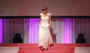 Mana Sakura on stage