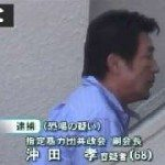 Hiroshima yakuza boss busted for blackmailing sex club