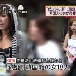 Japan-Korea prostitution ring employing models busted