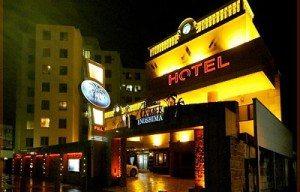 At 4:30 a.m. on Saturday, a blast ripped through a love hotel in Saga