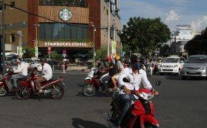 Starbucks in Ho Chi Minh City