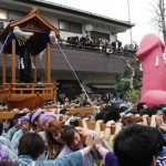 Phallus Fans Flock to Japan's Fertility Festival