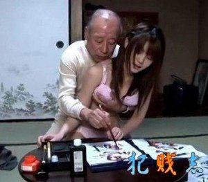 Shigeo Tokuda in action