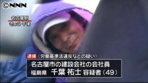 Yushi Chiba