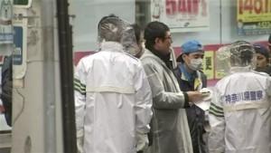 An Inagawa-kai member allegedly shot a Yamaguchi-gumi boss in the abdomen near JR Fujisawa Station