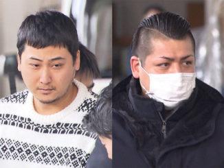 Makoto Takagi and Asa Zen