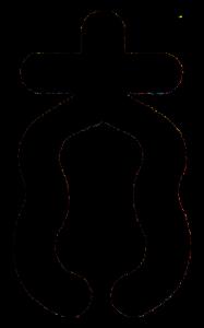 The emblem of the Aizukotetsu-kai