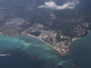 Camp Schwab in Okinawa