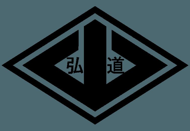 The emblem of the Kodo-kai