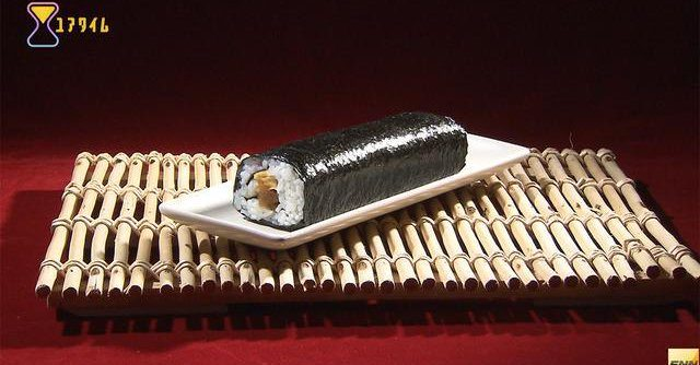 Sales quotas for eho maki rolls are being forced on convenience store workers (Fuji News Network)