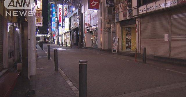 A male employee at a sex parlor guide shop in Shimbashi died after an altercation with two men on Monday evening