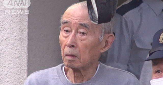 Tetsutarou Suzuki allegedly elbowed a girl in her back on a bus in Setagaya Ward, Tokyo (TV Asahi)