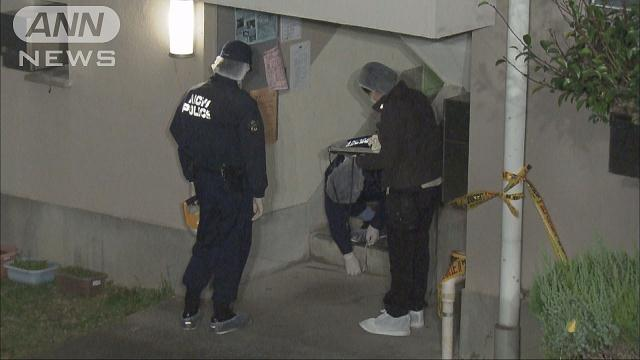 A Chinese national allegedly stabbed a woman to death with scissors outside her residence in Kasugai City