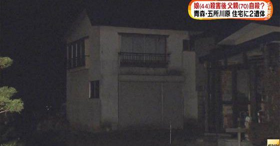 Two bodies were found in a home in Goshogawara City