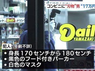 Daily Yamazaki in Toyama City