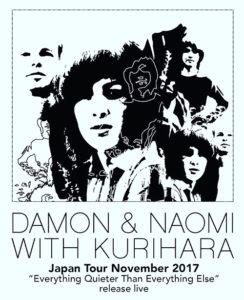 Damon & Naomi in Japan