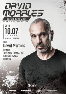 American DJ David Morales