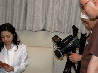 AV director Katsuya Ichihara (right)