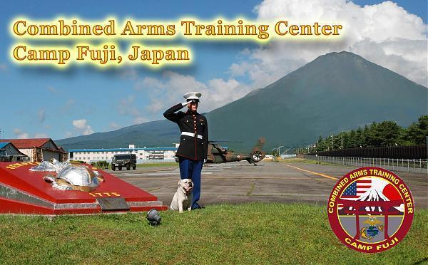 A U.S. Marine fled to Camp Fuji in Gotemba City after he allegedly crashed a car that he stole