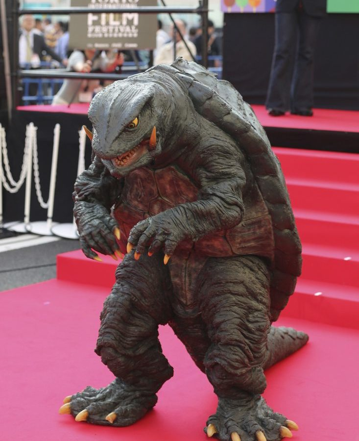 TIFF paid tribute to the 50th anniversary of the Gamera series