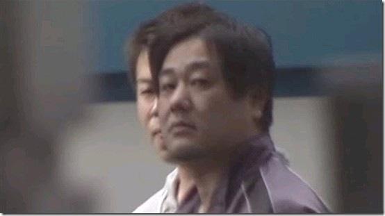 Hironori Ueda of the Sumiyoshi-kai