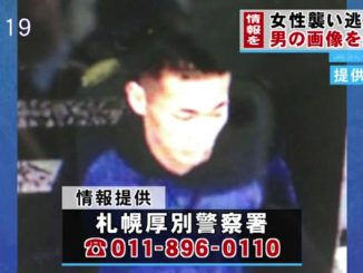 Hokkaido police are searching for