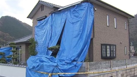 The body of Yoko Ogawa was found in her residence on Sunday