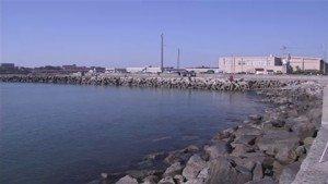 The Nakaminato Fishing Harbor in Hitachinaka